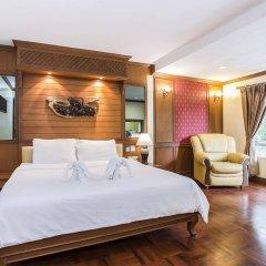 Отель Royal Ivory Sukhumvit Nana by Compass Hospitality комната для гостей