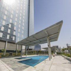 Отель DHH - Central Park бассейн фото 2