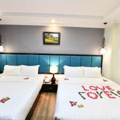 Отель Hanoi Bella Rosa Trendy Hotel Вьетнам, Ханой - отзывы, цены и фото номеров - забронировать отель Hanoi Bella Rosa Trendy Hotel онлайн комната для гостей фото 3