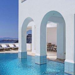 Отель Atlantis Hotel Греция, Остров Санторини - отзывы, цены и фото номеров - забронировать отель Atlantis Hotel онлайн бассейн