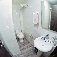 Отель Expo Inn Мексика, Гвадалахара - отзывы, цены и фото номеров - забронировать отель Expo Inn онлайн ванная
