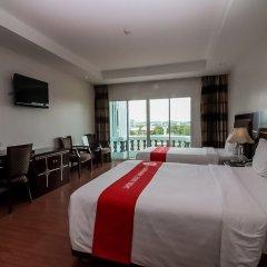 Отель Nida Rooms Jomtien 125 Deep Sea комната для гостей фото 3