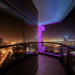 Majestic City Retreat Hotel балкон