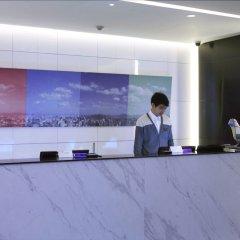 Отель Floral Hotel ShinShin Seoul Myeongdong Южная Корея, Сеул - 1 отзыв об отеле, цены и фото номеров - забронировать отель Floral Hotel ShinShin Seoul Myeongdong онлайн интерьер отеля фото 3