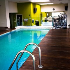 Hotel Novit фитнесс-зал фото 2