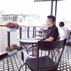 Отель La Paix Hotel Вьетнам, Ханой - отзывы, цены и фото номеров - забронировать отель La Paix Hotel онлайн балкон