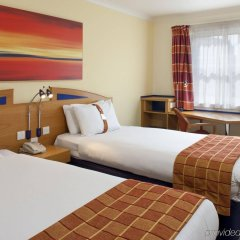 Отель Holiday Inn Express London Hammersmith комната для гостей фото 3