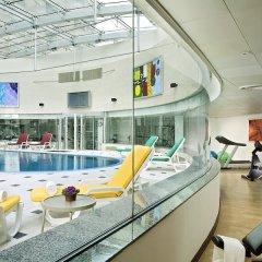 Hongqiao Jin Jiang Hotel (Formerly Sheraton Shanghai Hongqiao Hotel) фитнесс-зал фото 3