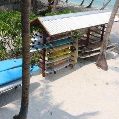 Отель Thulusdhoo Surf Camp Остров Гасфинолу