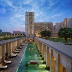 Отель The Lodhi балкон