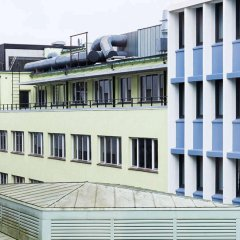 Comfort Hotel Stavanger балкон