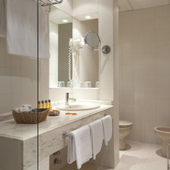 Отель Moderno Испания, Мадрид - 8 отзывов об отеле, цены и фото номеров - забронировать отель Moderno онлайн ванная