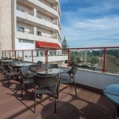Отель Amazonia Jamor Hotel Португалия, Хамор - отзывы, цены и фото номеров - забронировать отель Amazonia Jamor Hotel онлайн балкон