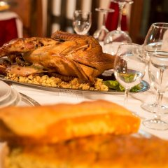 Отель Castle Park Албания, Берат - отзывы, цены и фото номеров - забронировать отель Castle Park онлайн питание