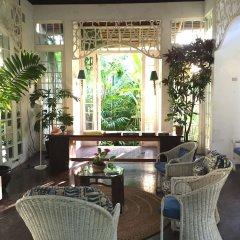Отель Goblin Hill Villas at San San Ямайка, Порт Антонио - отзывы, цены и фото номеров - забронировать отель Goblin Hill Villas at San San онлайн интерьер отеля фото 3