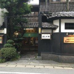 Отель Japanese Ryokan Kashima Honkan Фукуока парковка