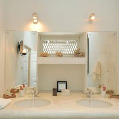 Отель The Dutch House Шри-Ланка, Галле - отзывы, цены и фото номеров - забронировать отель The Dutch House онлайн ванная фото 2