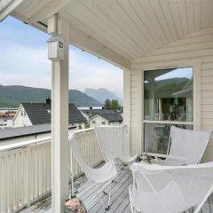 Отель Aalesund City Apartment Норвегия, Олесунн - отзывы, цены и фото номеров - забронировать отель Aalesund City Apartment онлайн балкон