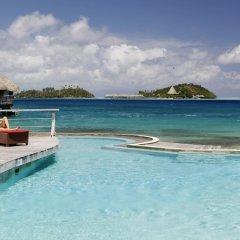 Отель Sofitel Bora Bora Marara Beach Resort бассейн фото 3