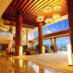 Отель Grand Soluxe Hotel & Resort, Sanya Китай, Санья - отзывы, цены и фото номеров - забронировать отель Grand Soluxe Hotel & Resort, Sanya онлайн интерьер отеля