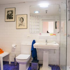 Отель Incredible Loft With Private Terrace Барселона ванная фото 2