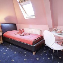 Отель Beaconsfield Hotel Великобритания, Лондон - отзывы, цены и фото номеров - забронировать отель Beaconsfield Hotel онлайн комната для гостей фото 2