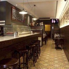 Отель Hostal Abrevadero гостиничный бар