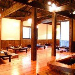 Отель Ryokan Yufuintei Хидзи фитнесс-зал