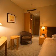 Отель Oarks canal park hotel Toyama Япония, Тояма - отзывы, цены и фото номеров - забронировать отель Oarks canal park hotel Toyama онлайн комната для гостей фото 5