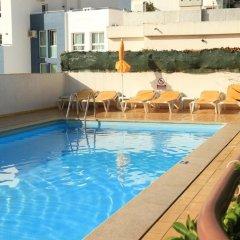 Отель Colina do Mar Португалия, Албуфейра - отзывы, цены и фото номеров - забронировать отель Colina do Mar онлайн бассейн фото 2