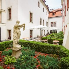 Elite Hotel Прага фото 4