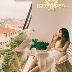 Отель Dalat Memory Inn Далат спа