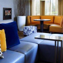 Отель Courtyard Columbus Airport США, Колумбус - отзывы, цены и фото номеров - забронировать отель Courtyard Columbus Airport онлайн гостиничный бар