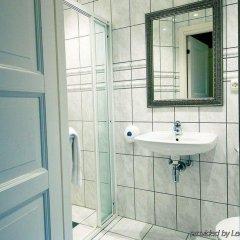 Отель Kronen Gaard Hotel Норвегия, Санднес - отзывы, цены и фото номеров - забронировать отель Kronen Gaard Hotel онлайн ванная фото 3