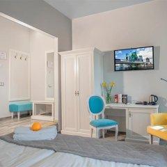Апарт-Отель Наумов Лубянка Стандартный номер с двуспальной кроватью фото 11