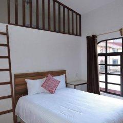 Отель Casa Coyoacan Мехико сейф в номере