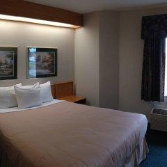 Отель Canadas Best Value Inn Langley Лэнгли комната для гостей фото 3