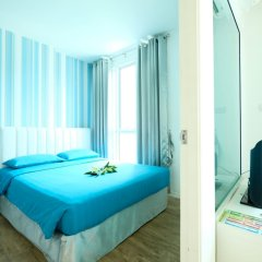 D@Sea Hotel комната для гостей фото 2