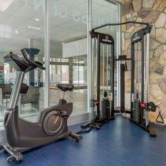 Отель Econo Lodge South Calgary Канада, Калгари - отзывы, цены и фото номеров - забронировать отель Econo Lodge South Calgary онлайн фитнесс-зал фото 2