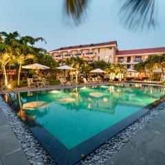 Отель Phu Thinh Boutique Resort & Spa бассейн фото 3