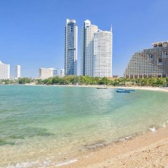 Отель ChiCChiLL @ Eravana, eco-chic pool-villa, Pattaya пляж