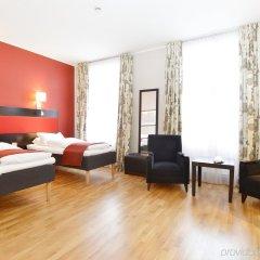 Отель Scandic Holberg Норвегия, Осло - отзывы, цены и фото номеров - забронировать отель Scandic Holberg онлайн комната для гостей фото 3