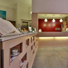 Отель Best Western Porto Antico Генуя интерьер отеля