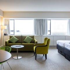 Thon Hotel Brussels City Centre комната для гостей