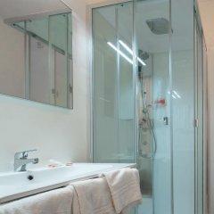 Hotel Posta 77 Сан-Джорджо-ин-Боско ванная