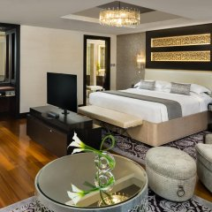 Отель Kempinski Mall Of The Emirates в номере