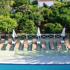 Отель Saga Hotel Греция, Порос - отзывы, цены и фото номеров - забронировать отель Saga Hotel онлайн бассейн