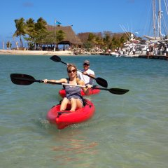 Отель Musket Cove Island Resort & Marina спортивное сооружение