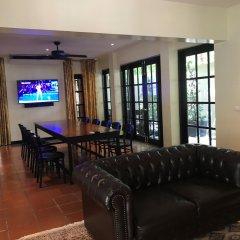 Отель Luxe Residence Паттайя развлечения