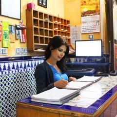 Отель Pensión Lisdos интерьер отеля фото 2